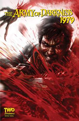 The Army of Darkness 1979 #2