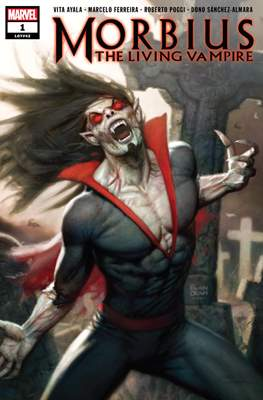 Morbius: The Living Vampire Vol. 3