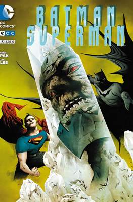 Batman/Superman (grapa) #3