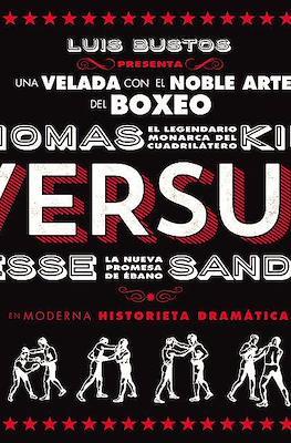 Versus. Una velada con el noble arte del boxeo