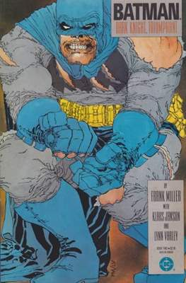 Batman: The Dark Knight Returns (Prestige) #2