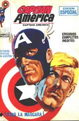 Capitán América Vol. 1 #6