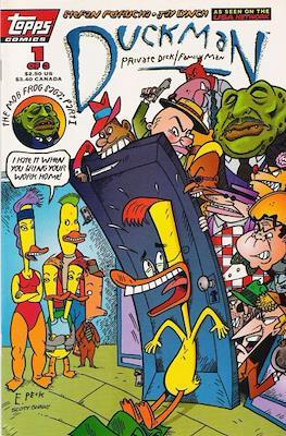Duckman: The Mob Frog Saga