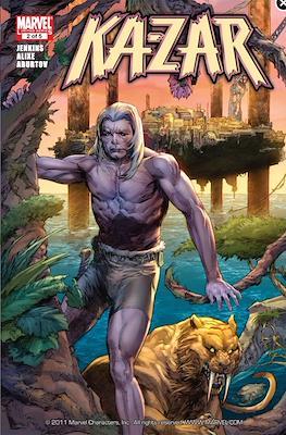 Ka-Zar (Vol.5 2011) (Comic book) #2