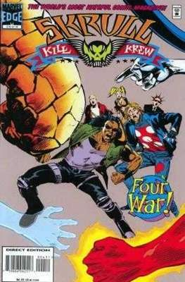Skrull Kill Krew (1995-1996) #4
