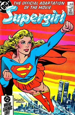 Supergirl. The Official Adaptation of the Movie