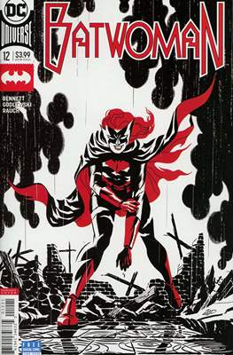 Batwoman Vol. 2 (2017- Variant Covers) (Comic book) #12.1