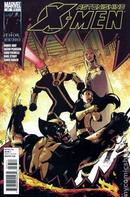 Astonishing X-Men (Vol. 3 2004-2013) (Comic Book) #37