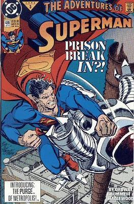 Superman Vol. 1 / Adventures of Superman Vol. 1 (1939-2011) (Comic Book) #486