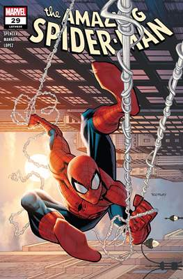 The Amazing Spider-Man Vol. 5 (2018 - ) (Comic Book) #29