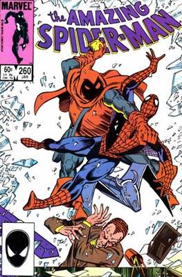 The Amazing Spider-Man Vol. 1 (1963-2007) (Comic-book) #260