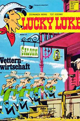 Lucky Luke (Softcover) #21