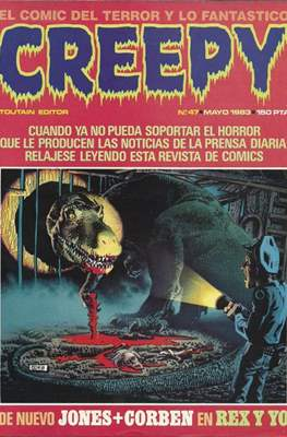 Creepy (Grapa, 1979) #47