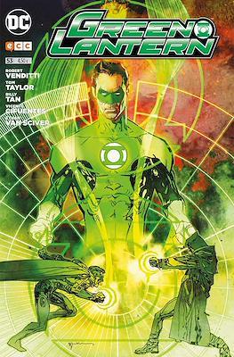 Green Lantern. Nuevo Universo DC / Hal Jordan y los Green Lantern Corps. Renacimiento (Grapa) #53