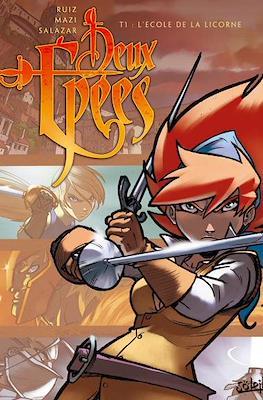 Deux Epées (Cartonné) #1