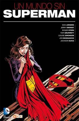 Superman: Un mundo sin Superman