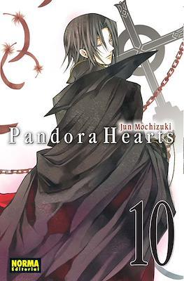 Pandora Hearts (Rústica con sobrecubierta) #10