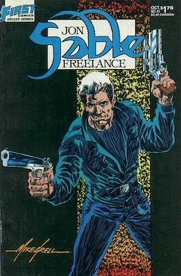 Jon Sable, Freelance #41