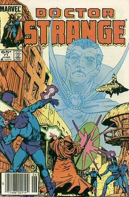 Doctor Strange Vol. 2 (1974-1987) (Comic Book) #71