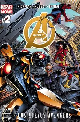 Avengers: Marvel Now! (Rústica) #2