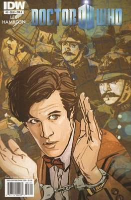 Doctor Who - Vol. 2 #3