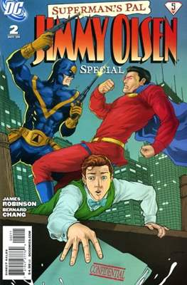 Superman's Pal, Jimmy Olsen Special (2008-2009) (Comic Book) #2