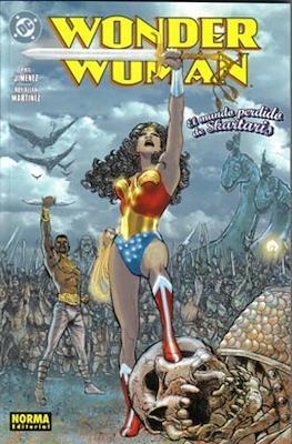 Wonder Woman (2003-2004) (Rústica) #4