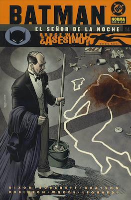 Batman: El Señor de la Noche (2002-2004) (Rústica 48-64 pp) #14