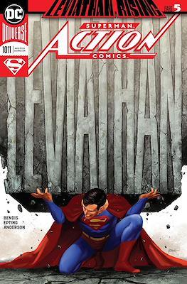 Action Comics Vol. 1 (1938-2011; 2016-) (Comic Book) #1011