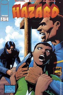 Hazard (Comic Book) #4