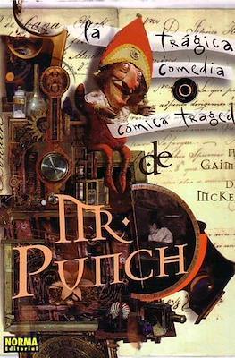 La trágica comedia o cómica tragedia de Mr. Punch