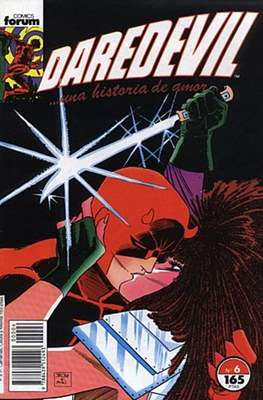 Daredevil Vol. 2 (1989-1992) (Grapa 32 pp) #6
