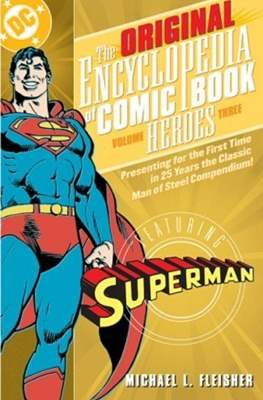 Original Encyclopedia of Comic Book Heroes (Rústica) #3