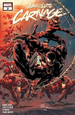 Absolute Carnage (Comic Book) #2