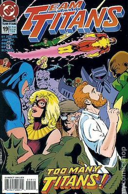 Team Titans (Comic-book) #19