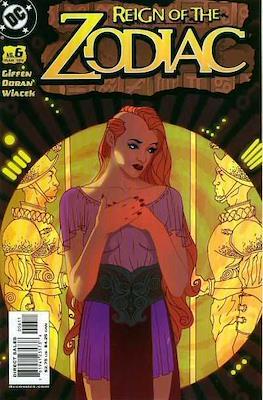 Reign of the Zodiac (Comic-book) #6