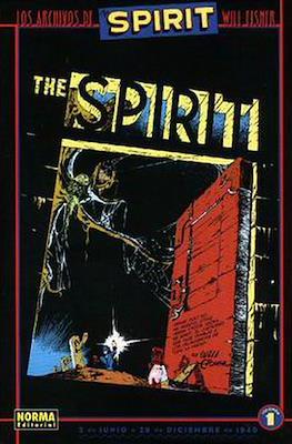 Los archivos de The Spirit (Cartoné con sobrecubierta) #1