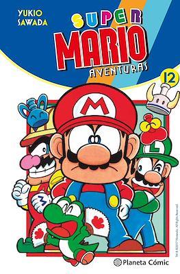 Super Mario Aventuras (Rústica con sobrecubierta) #12