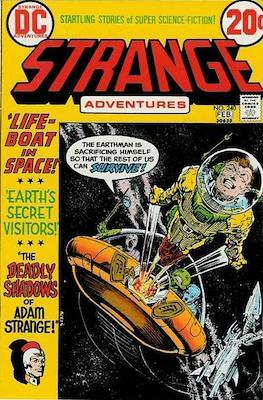 Strange Adventures (Comic Book) #240