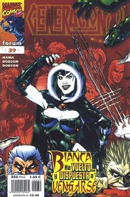 Generación-X Vol. 2 (1996-2000) (Grapa 24 pp) #39