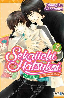 Sekaiichi Hatsukoi: El caso de Ritsu Onodera (Rústica) #2