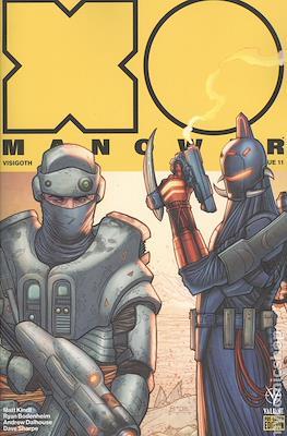 X-O Manowar Vol. 4 (2017-2019 Variant Cover) #11.3