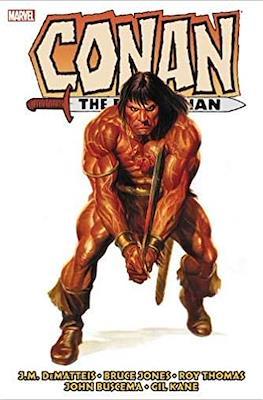 Conan The Barbarian: The Original Marvel Years #5