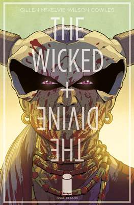 The Wicked + The Divine (Digital) #39
