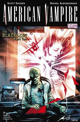 American Vampire Vol. 1 #29