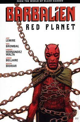 Barbalien Red Planet