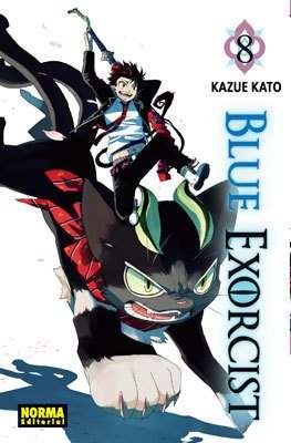 Blue Exorcist #8