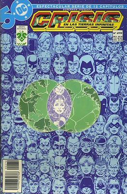 Supermán (1986-2001) (Grapa) #270