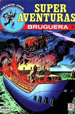 Super aventuras Bruguera #4