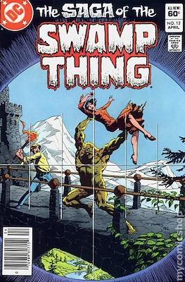 Swamp Thing (1982-1996) #12